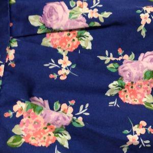Janie and Jack Dresses - Janie and Jack blue floral dress.
